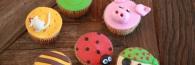 Cupcakes versieren voor kinderen